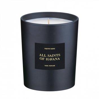 Ароматична соєве свічка Poetry Home All Saints of Havana (C_Hav)