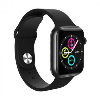 Смарт годинник Розумні годинник Smart Tech Product T55 Pro 2 Ремінця Телефон Тонометр Лічильник калорій Погода Black