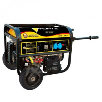 Электрогенератор Forte FG9000E