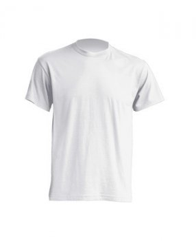 Футболка JHK T-shirt 150 Белая (JHK TSRA 150)