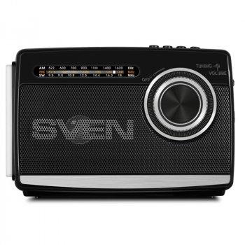 Радіоприймач Sven SRP-535 Black