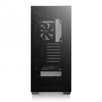 Корпус Thermaltake Versa T25 Tempered Glass Edition Black (CA-1R5-00M1WN-00)