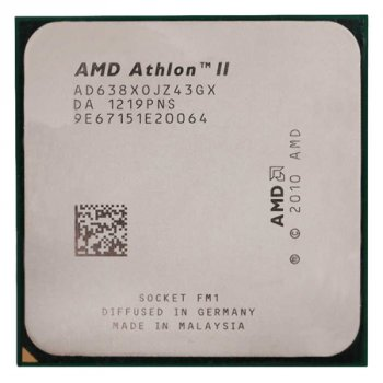 Процесор AMD Athlon II X4 638 2,7 Ghz FM1 Б/У