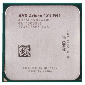 Процесор AMD Athlon X4 760K 3,8 GHz FM2 Б/У