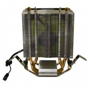 Кулер CPU Cooling Baby R90 GREEN LED
