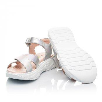 Босоніжки Woopy Fashion срібний (8060)