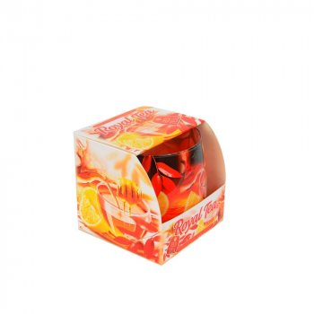 Свічка ароматизована Bartek S152 Red tea 7х7 см