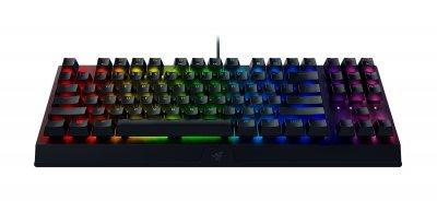 Клавиатура Razer BlackWidow V3 TKL Yellow Mechanical Switch ENG (RZ03-03491800-R3M1)