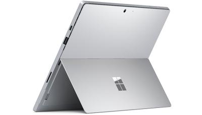 Планшет Microsoft Surface Pro 7 Core i3 - 4GB - 128GB Win Pro 10 (PVP-00006) Platinum