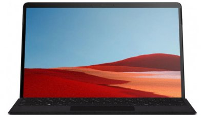 "Планшет Microsoft 13"" Pro X SQ2/16GB/256GB with Surface Pro X Keyboard (1WT-00014/QJW-00001) Matte Black"