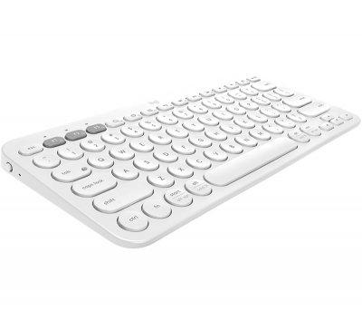 Клавіатура Logitech K380 Multi-Device Bluetooth White USB (920-009589)