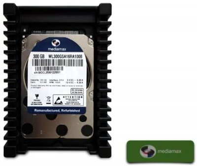 """HDD 3.5"""" SATA 300GB Mediamax 10000rpm 16MB (WL300GSA16RA100B) Refurbished"""
