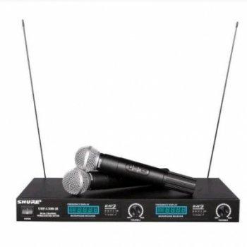 Бездротовий мікрофон, бездротова радіосистема на 2 мікрофона DM 88 LX iiI (SKL11-235885)