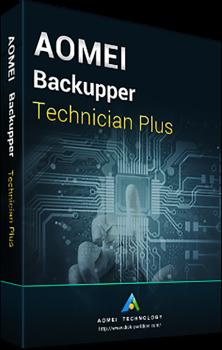 Системная утилита AOMEI Backupper Technician Enterprise Plus (неограниченное кол-во ПК и серверов), пожизненные обновления (BTE-01)