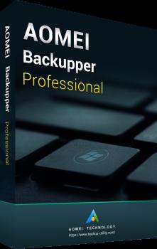 Системная утилита AOMEI Backupper Professional (2ПК), пожизненные обновления (BP-01)