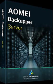 Системная утилита AOMEI Backupper Server (1 сервер), без обновлений (BS-00)