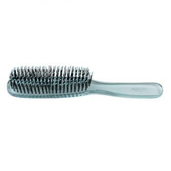 Щетка Hairway 08257-32 Crystal массажная голубая