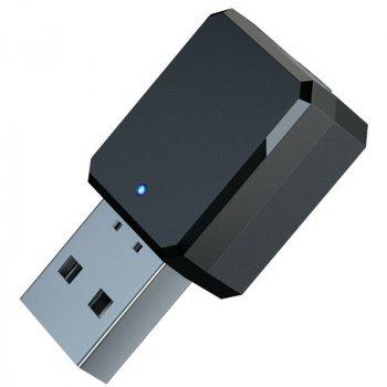 Адаптер Bluetooth 5.0 4Sport Audio Receiver KN318 Black