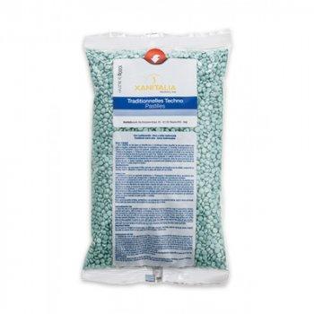 Воск в гранулах XANITALIA GREEN ALOE 1 кг, 920208