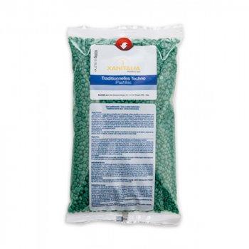 Воск в гранулах XANITALIA AZULENE 1 кг, 920205