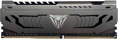 Оперативна пам'ять Patriot DDR4-3200 16384 MB PC4-25600 (Kit of 2x8192) Viper Steel (PVS416G320C6K)