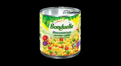 Овощная смесь Bonduelle Мексика Микс 340 мл (3083680715447)