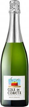 Вино игристое Cola de Cometa белое полусухое 0.75 л 10% (8410702061513)