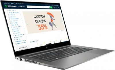 Ноутбук HP ZBook Create G7 (8YP90AV_V1) Turbo Silver