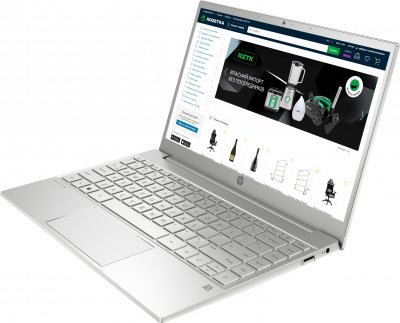Ноутбук HP Pavilion 13-bb0013ur (398H0EA) Natural Silver