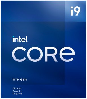 Процесор Intel Core i9-11900F 2.5 GHz / 16 MB (BX8070811900F) s1200 BOX