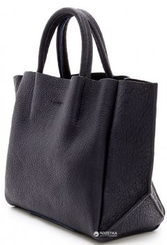 Женская кожаная сумка POOLPARTY Soho (poolparty-soho-black)