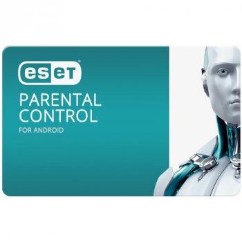 ESET Parental Control для Android. Продление лицензии на 1 год
