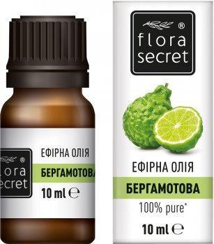 Эфирное масло Flora Secret Бергамотовое 10 мл (4820174890247)