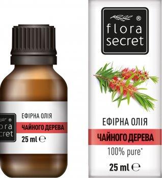 Эфирное масло Flora Secret Чайного дерева 25 мл (4820174890155)