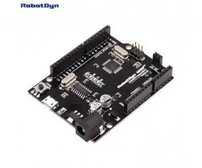 Плата контроллер RobotDyn UNO R3 ATmega328 CH340G