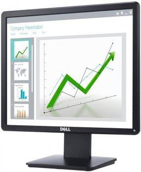 Монітор Dell Monitor E1715S Black (210-AEUS / 210-AEUR)