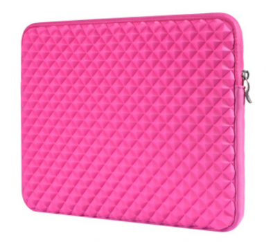 "Сумка Mosiso Nylon Fundo Cube для Ноутбука 13"" (pink)"