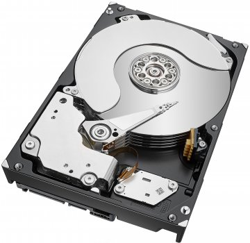 """Жорсткий диск Seagate Exos 7E8 512E 6TB 7200rpm 256MB ST6000NM021A 3.5"""" SATA III"""