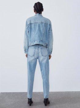 Джинсова куртка Zara 5252-226-400-ACUT Джинсова
