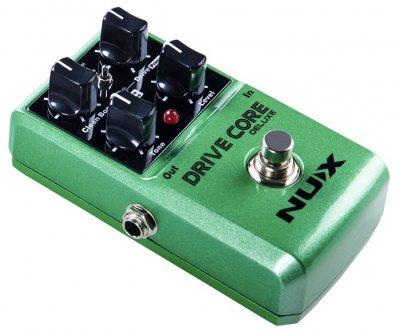 Педаль эффектов NUX Drive Core Deluxe