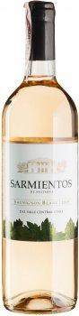 Вино Sarmientos Sauvignon Blanc белое сухое 0.75 л 12% (7804340600103)