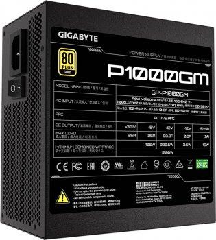 Gigabyte P1000GM 80+ Gold Modular