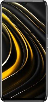 Мобільний телефон Poco M3 4/128 GB Black (726255)