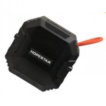 Бездротова колонка Hopestar, модель Т7-Mini з защитай IPX6 з ABS-пластик чорний (2474)