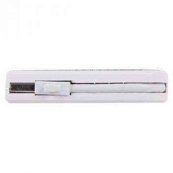 Зовнішня кишеня для жорстких дисків AgeStar 3UB2A14 White
