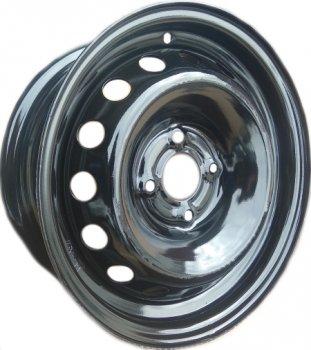 ДК Renault Kangoo I / Symbol / Clio II / Megane I / Twingo I (d1064052) R14 W5.5 PCD4x100 ET36 DIA60.1 Black
