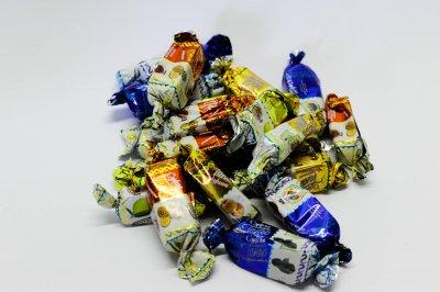 Натуральные органические шоколадные конфеты Росичи Суфле Танго, 1кг