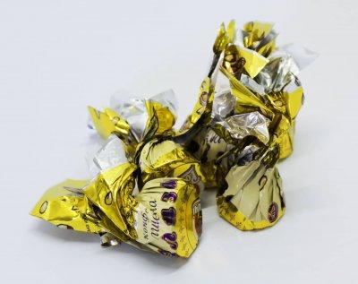 Натуральные органические шоколадные конфеты Росичи Волшебная Элиза (Чарівна Еліза), 1 кг
