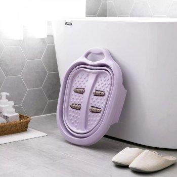 Ванночка для ног Supretto фиолетовая 88-88962
