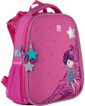 Рюкзак Kite Education каркасний для дівчаток 1000 г 38х29х16 см 16 л Рожевий (K21-531M-5)
